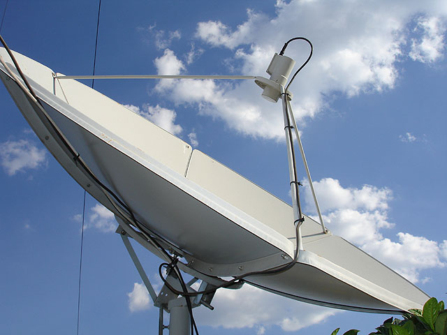 Satellite Internet Service