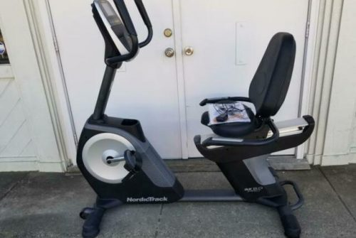 Optimum Exercise Bike