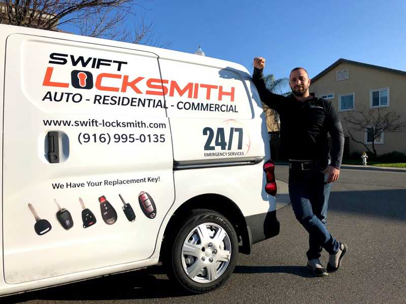 Locksmith Company – Types of Services