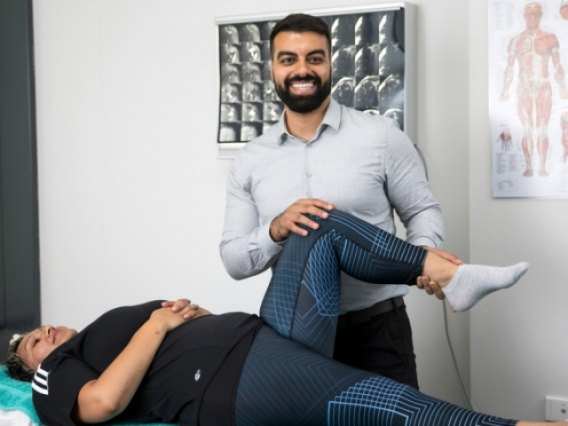 Physiotherapy to Treat Sports Injuries